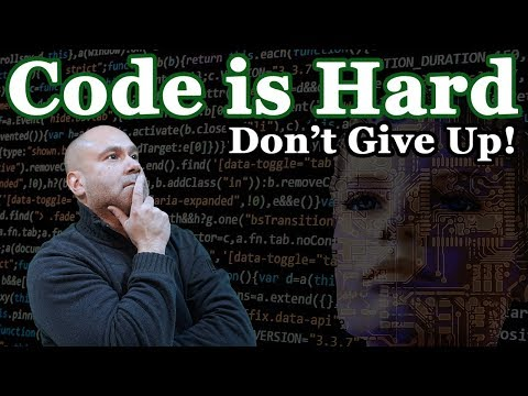 Programmer Motivation - Learning to Code is Hard - Get Motivated
