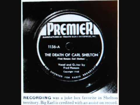 The Death of Carl Shelton