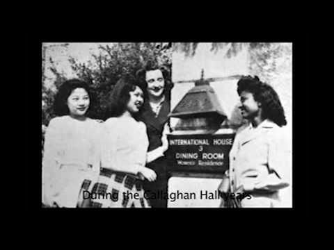 I-House Berkeley Timeline: A brief history of the International House Berkeley