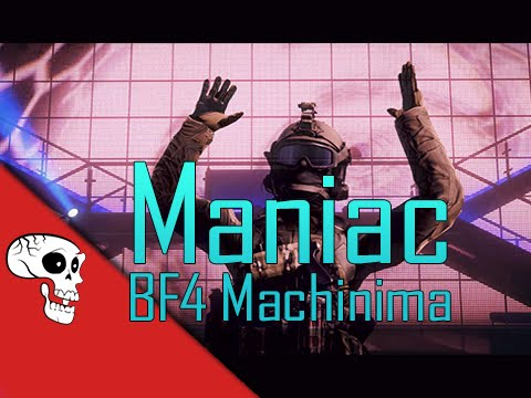 "Battlefield 4 Rap  - ""Maniac"" by JT Machinima (Music Video by Rec Filming)"