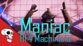 "Battlefield 4 Rap  - ""Maniac"" by JT Music (Music Video by Rec Filming)"