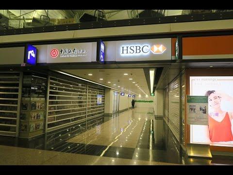 Hong Kong International Airport ~ Early Morning tour ~ Mike Philippine Visa Run