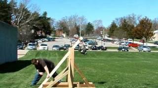 Physics Project Trebuchet Spring 2010