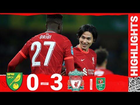 Summary: Norwich City 0-3 Liverpool |  Minamino and Origi win it for Liverpool
