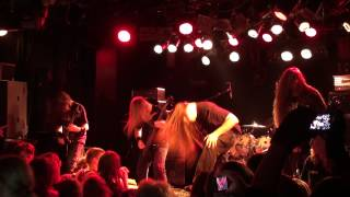 Cannibal Corpse - Evisceration Plague LIVE