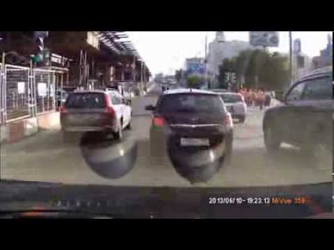 Russian Dash Cam Accidents NEW  2013 | Car Crash Compilation [HD] #28