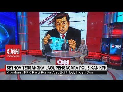 KPK Mantap Tersangkakan Setya Novanto Lagi, Kuasa Hukum Siap Menghadang