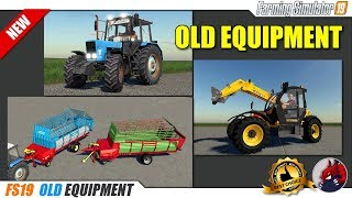 "[""BEAST"", ""Simulators"", ""Review"", ""FarmingSimulator19"", ""FS19"", ""FS19ModReview"", ""FS19ModsReview"", ""fs19 mods"", ""fs19 old equipment"", ""fs19 old tractors"", ""fs19 tractors"", ""MTZ 892.2"", ""fs19 telehandlers"", ""JCB 535-95"", ""fs19 loader wagons"", ""Strautmann"","