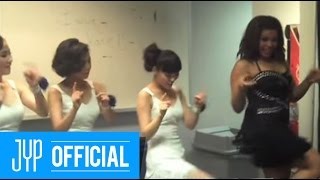 [Real WG] Wonder Girls - Jordin Sparks Nobody Dance w/ Wonder Girls