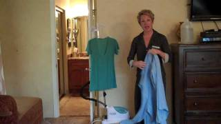 How to Steam Clothing