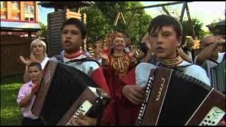 """Атаманцы в г.Муроме. """"Играй гармонь""""."""