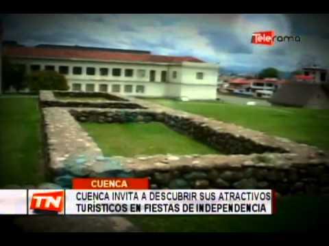 Cuenca invita a describir sus atractivos turísticos en fiestas de independencia