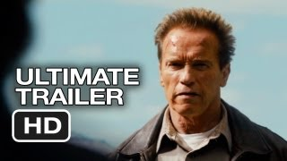 The Last Stand Ultimate Trailer (2013) Arnold Schwarzenegger Movie HD