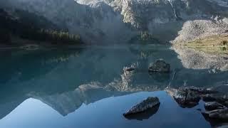 В горах Алтая