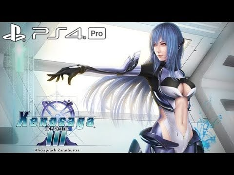 Xenosaga 3 PS4 Pro Last Battle + Ending HD 1080p