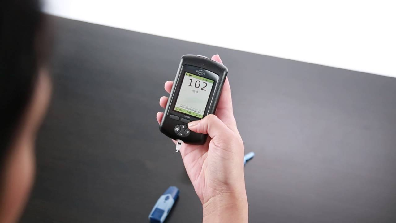 Understanding Blood Glucose Test Results from Your PDM - Omnipod® System  Training