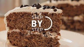 Blackberry Jam Cake - Blackberry Jam Cake Recipe, How To Make Blackberry Jam Cake