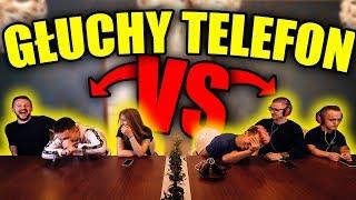 DRUŻYNOWY GŁUCHY TELEFON CHALLENGE!