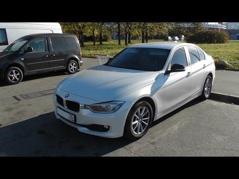 Выбираем б у авто BMW F30 316 бюджет 1 1.1мр
