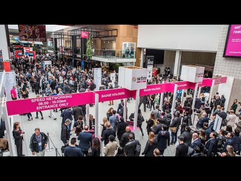 World Travel Market London Video by EVINTRA