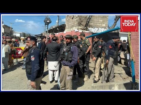 3 Suicide Bombers Killed In Charsadda Blasts In Pakistan