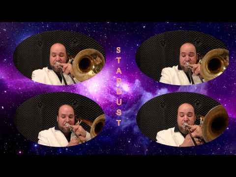 Carmichael Stardust Trombone Quartet