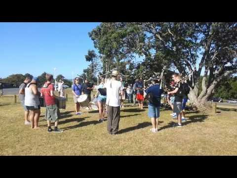 COSPB Medley Practice - Auckland Domain 02/02/2014