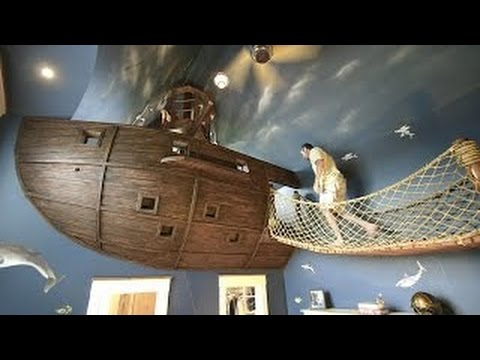 Kids Room Ideas, Fantasy Room Decorating Ideas For Your