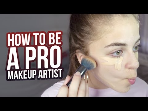 Thumbnail: HOW TO BE A PRO MAKEUP ARTIST | Baby Ariel