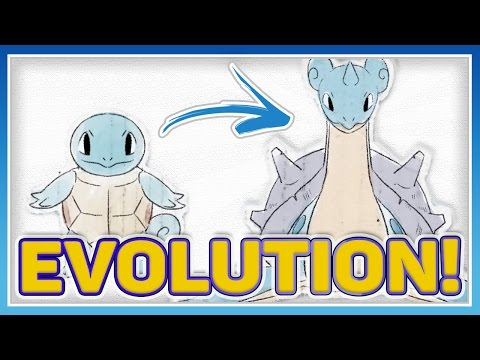 How Does Evolution Work?  - Science With Pokemon #3
