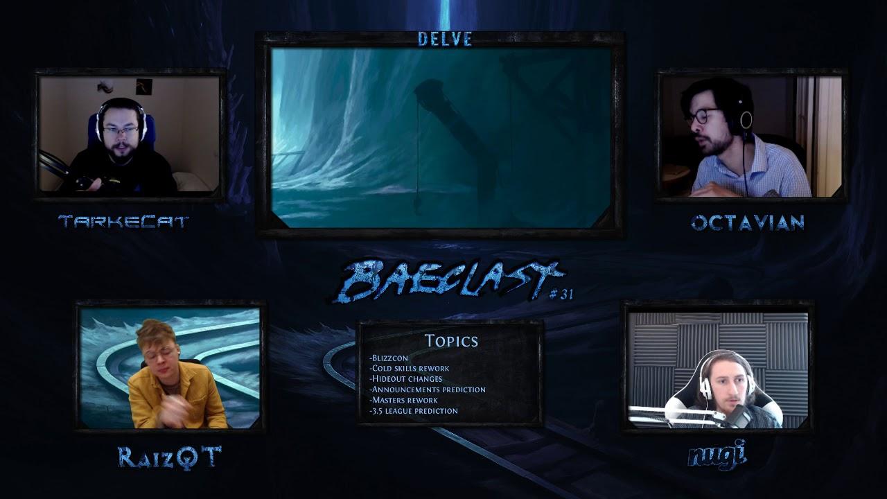 Baeclast #31 PoE Patch 3 5 & Diablo Im-mobile PART ONE