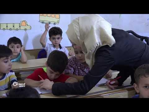 مهجّر يستأنف عمله في مجال دعم الطفل و المرأة في إدلب  - 22:52-2018 / 9 / 16