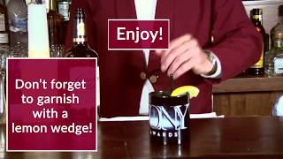 How to Make a Broadway Cocktail: Farinelli and the King
