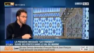 Ludovic-Mohamed Zahed : «Je suis Algérien, homo et musulman»