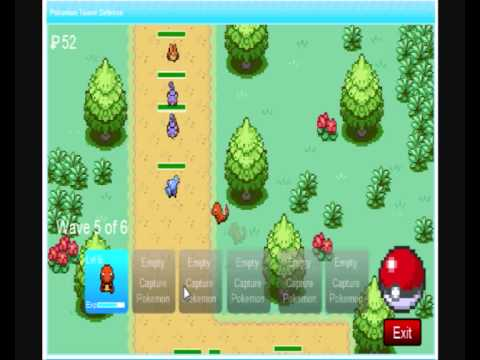 Pokemon Tower Defense V3 1 Hacked Free Software And