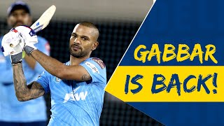 Gabbar Is Back!