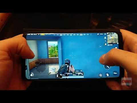 PUBG MOBILE Samsung Galaxy S9 Plus MAX SETTINGS