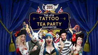 Tattoo Tea Party 2015
