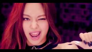 using my tagalog version of blackpink's boombayah on it's official video ü