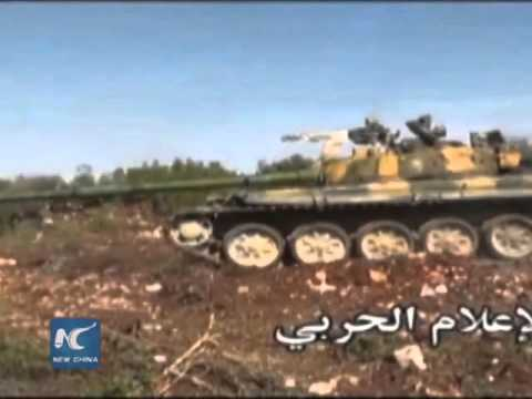 Syrian army capture last rebel stronghold in Latakia