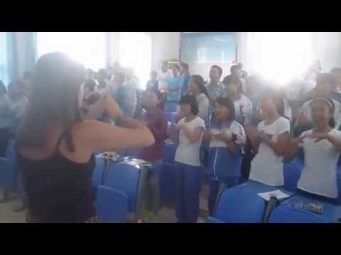 Teach English in China: games and songs