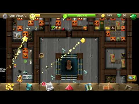Forest Of Deadly Traps (Mobile)   Halloween 2018 (2019) #2   Diggy's Adventure  