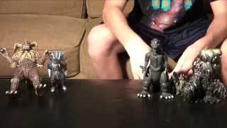MonsterTalk Ep 8: My Godzilla Collection: The Showa Figures