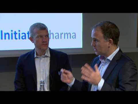 Initiator Pharma Sedermeradagen Stockholm 2016