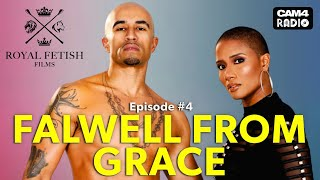 CAM4 Presents: Royal Fetish Radio with King Noire & Jet Setting Jasmine || ep4: FALWELL FROM GRACE