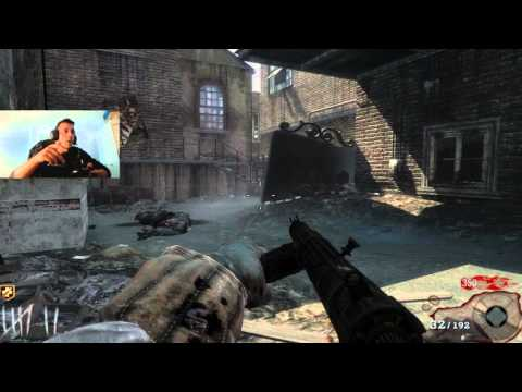 Custom Map Zombie Black Ops #108 : Les meilleurs des arme sur Kino Der Toten !!