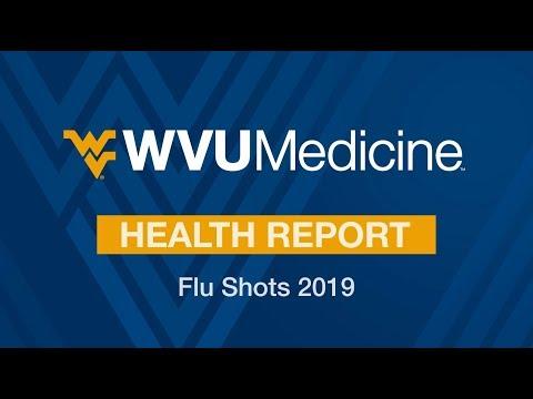 WVU Medicine Health Report: Flu Shots 2019