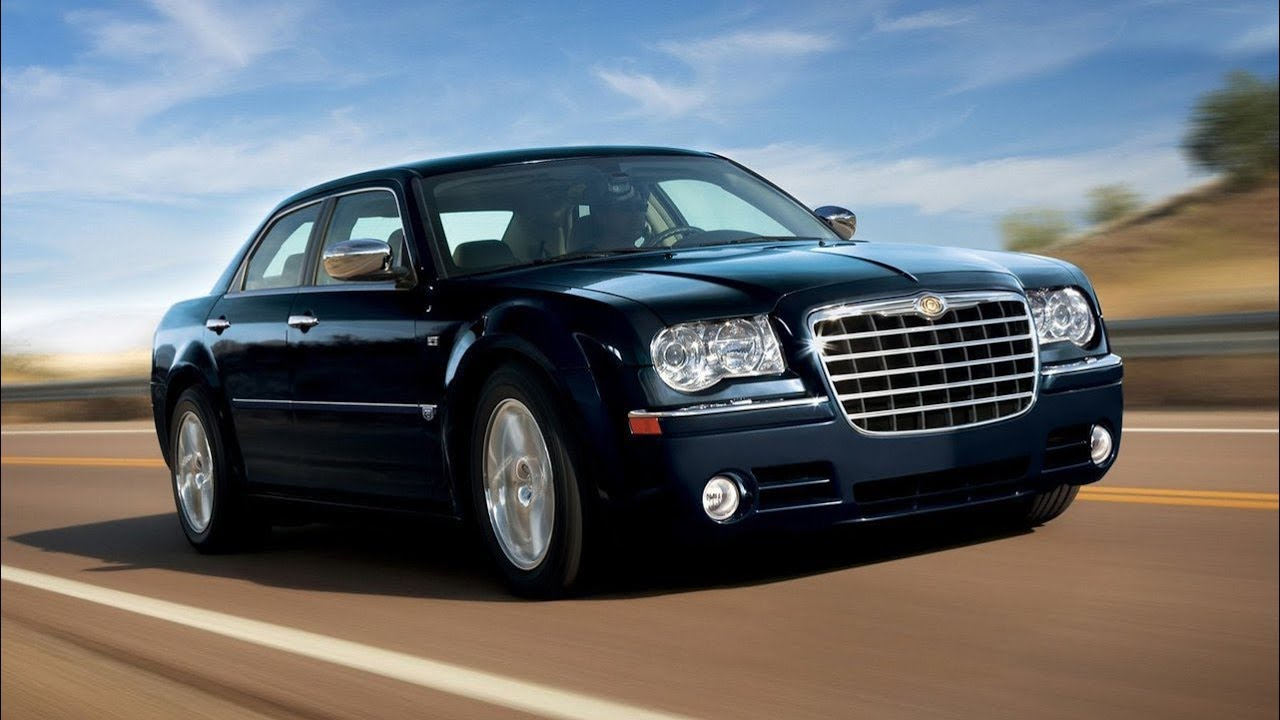 Zed-FULL - OBD - Chrysler 300C 2005 год (программирование ключа)