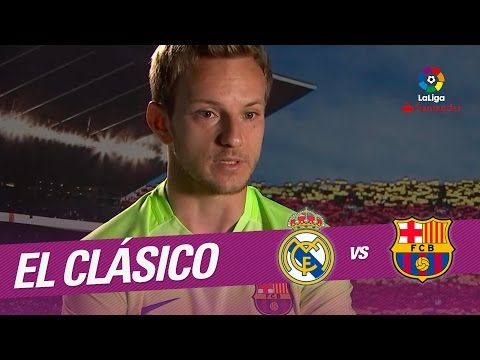 El Clasico - Interview with Ivan Rakitic, FC Barcelona player