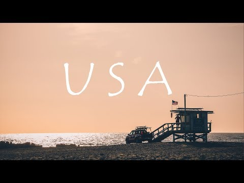 USA TRIP I SAN FRANCISCO , LAS VEGAS, LOS ANGELES I 4K